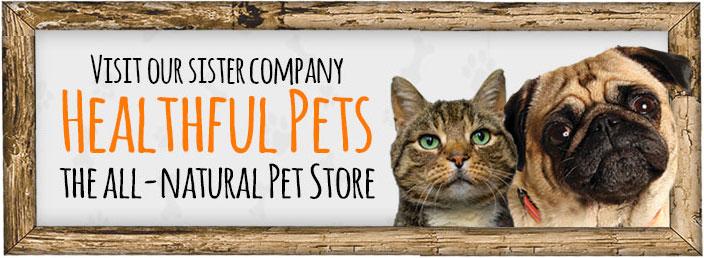 Healthful Pets banner