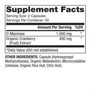 dr-mercola-D-mannose-30-capsules