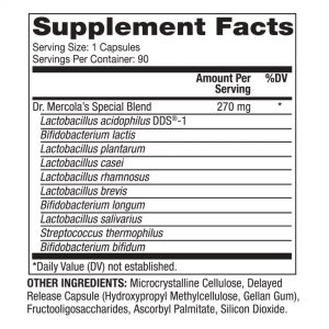 dr-mercola complete-probiotic-90-capsules