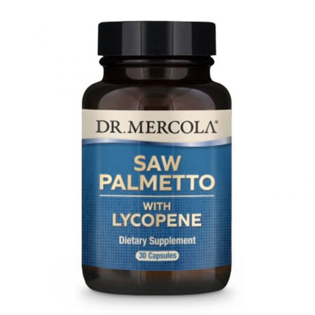 dr-mercola-saw palmetto-with-lycopene
