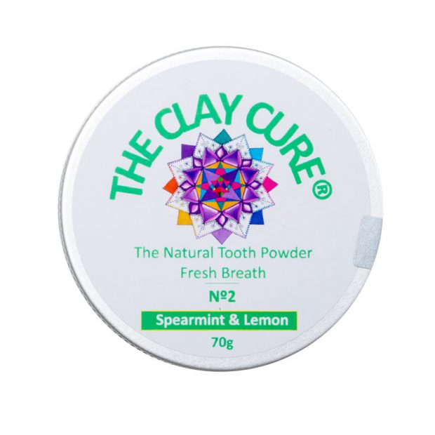 The-Clay-Cure-Spearmint-and-lemon-toothpowder