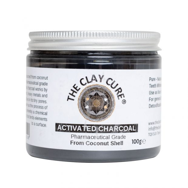 the-clay-cure-activated-charcoal-100g