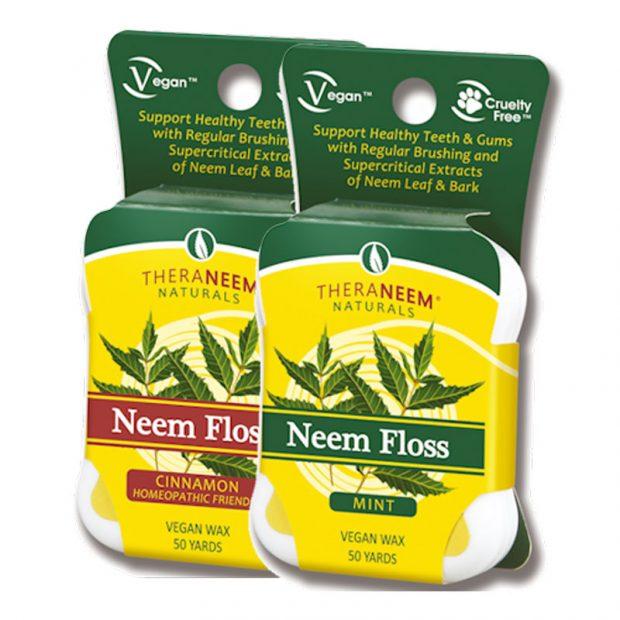 TheraNeem-dental-floss-two-pack