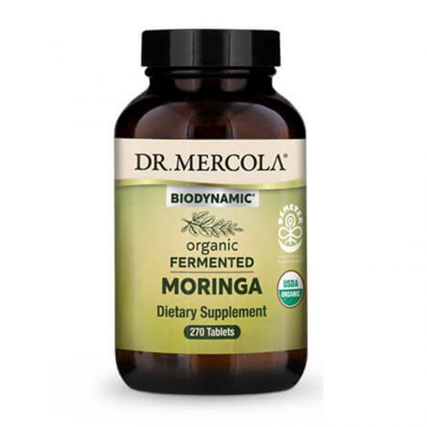 dr-mercola-fermented moringa-270-caps