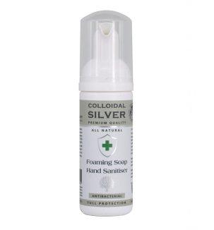 colloidal-silver-foaming-soap-hand-sanitiser